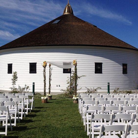deturk round barn santa rosa wedding venue