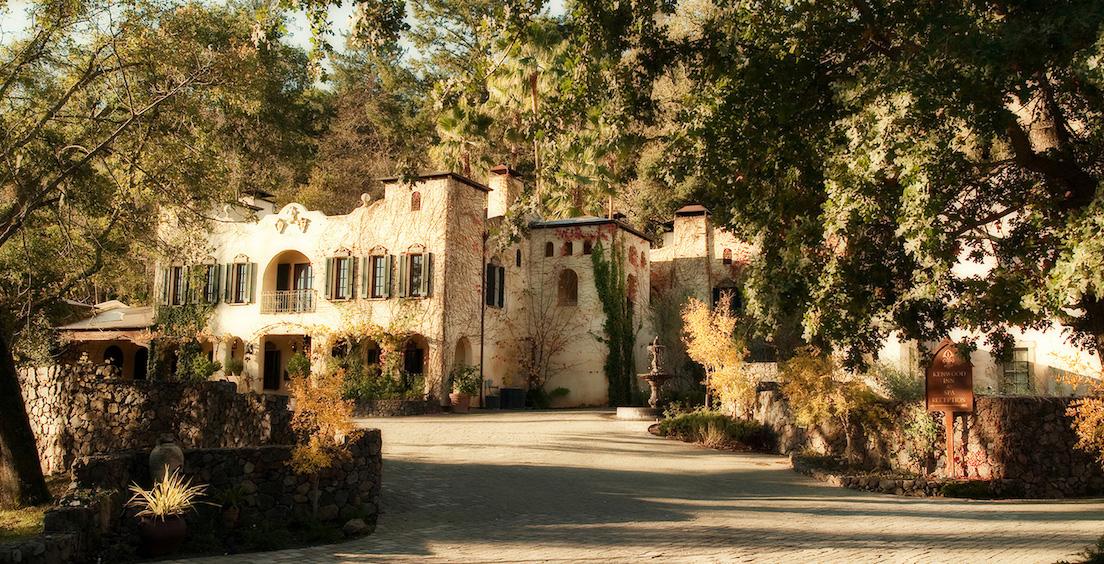 kenwood inn and spa wedding venue
