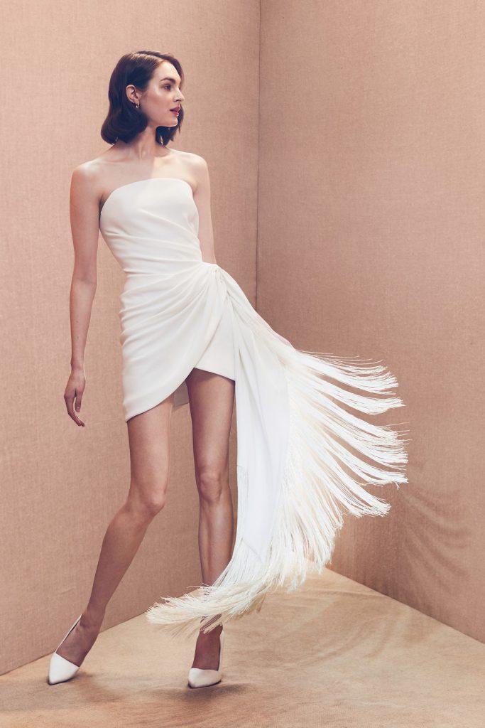 1920s glamour spring 2020 bridal fashion