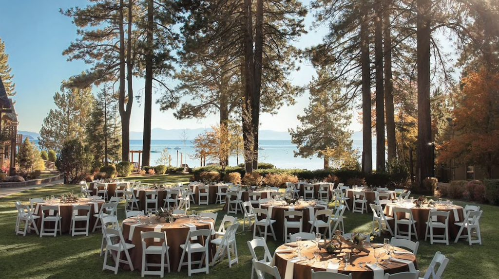 The 12 Best Lake Tahoe Wedding Venues Joy