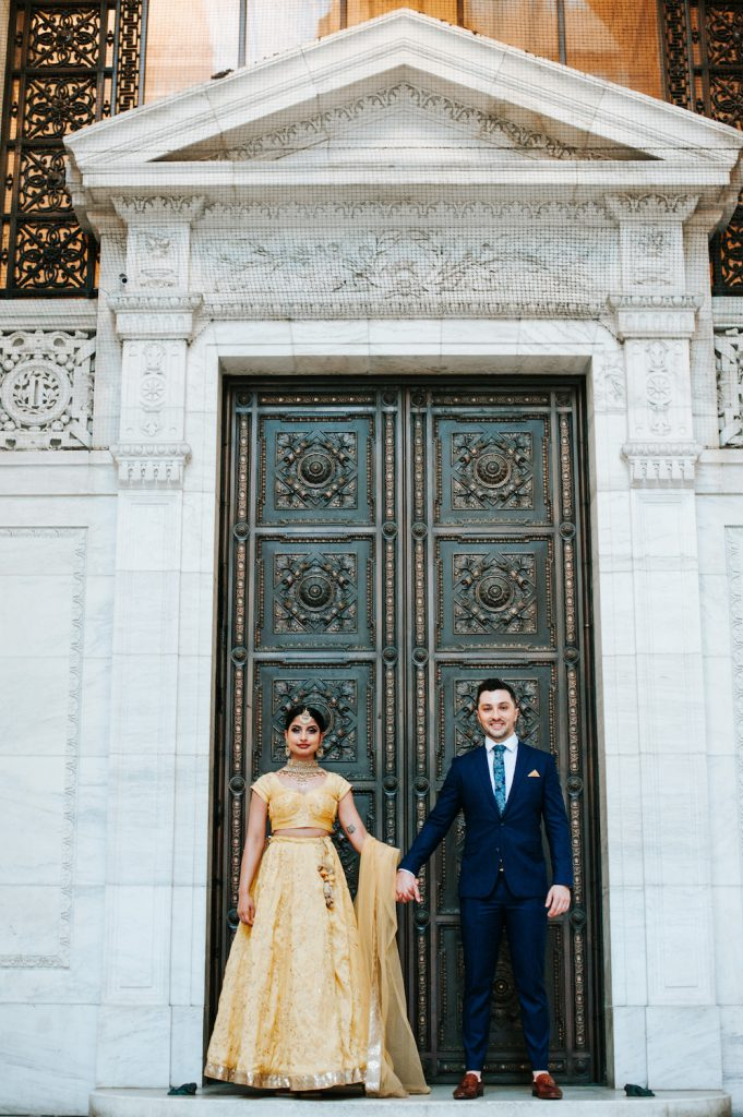 new york public library engagement photo location nyc