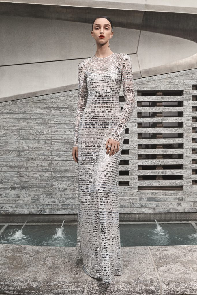 sequins and shine bridal fashion trend 2019