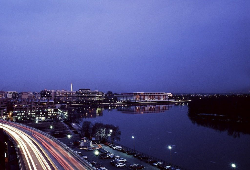 john f kennedy center for the performing arts best place to propose in washington dc
