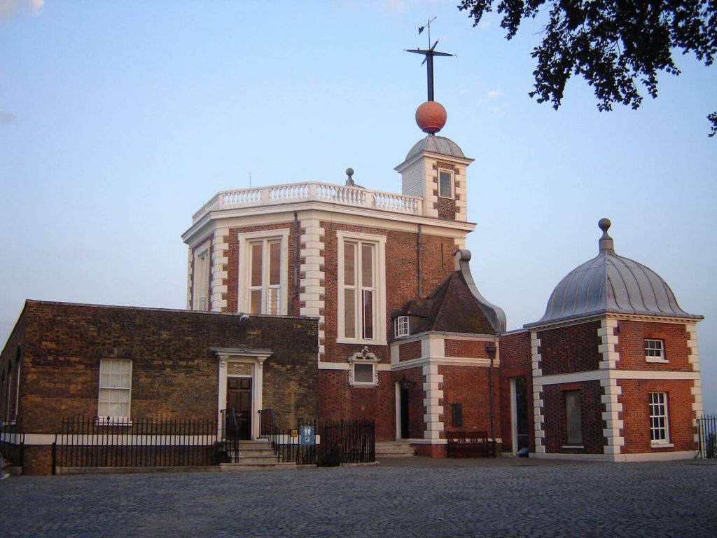 planetarium at the royal observatory place to propose in london