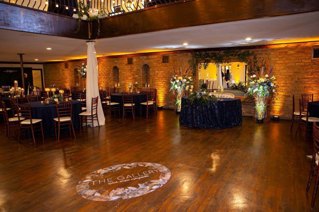 the gallery affordable wedding venue houston