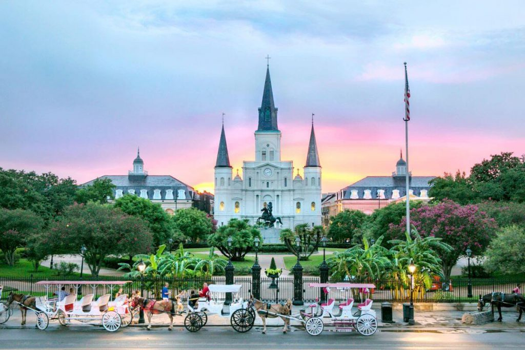 jackson square small wedding venue new orleans
