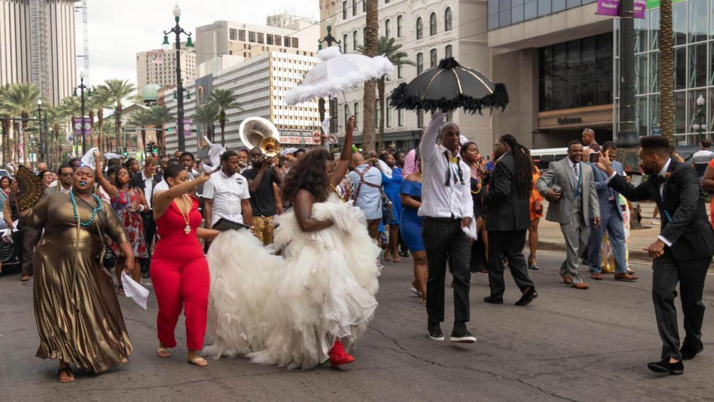 new orleans louisiana destination wedding in the us