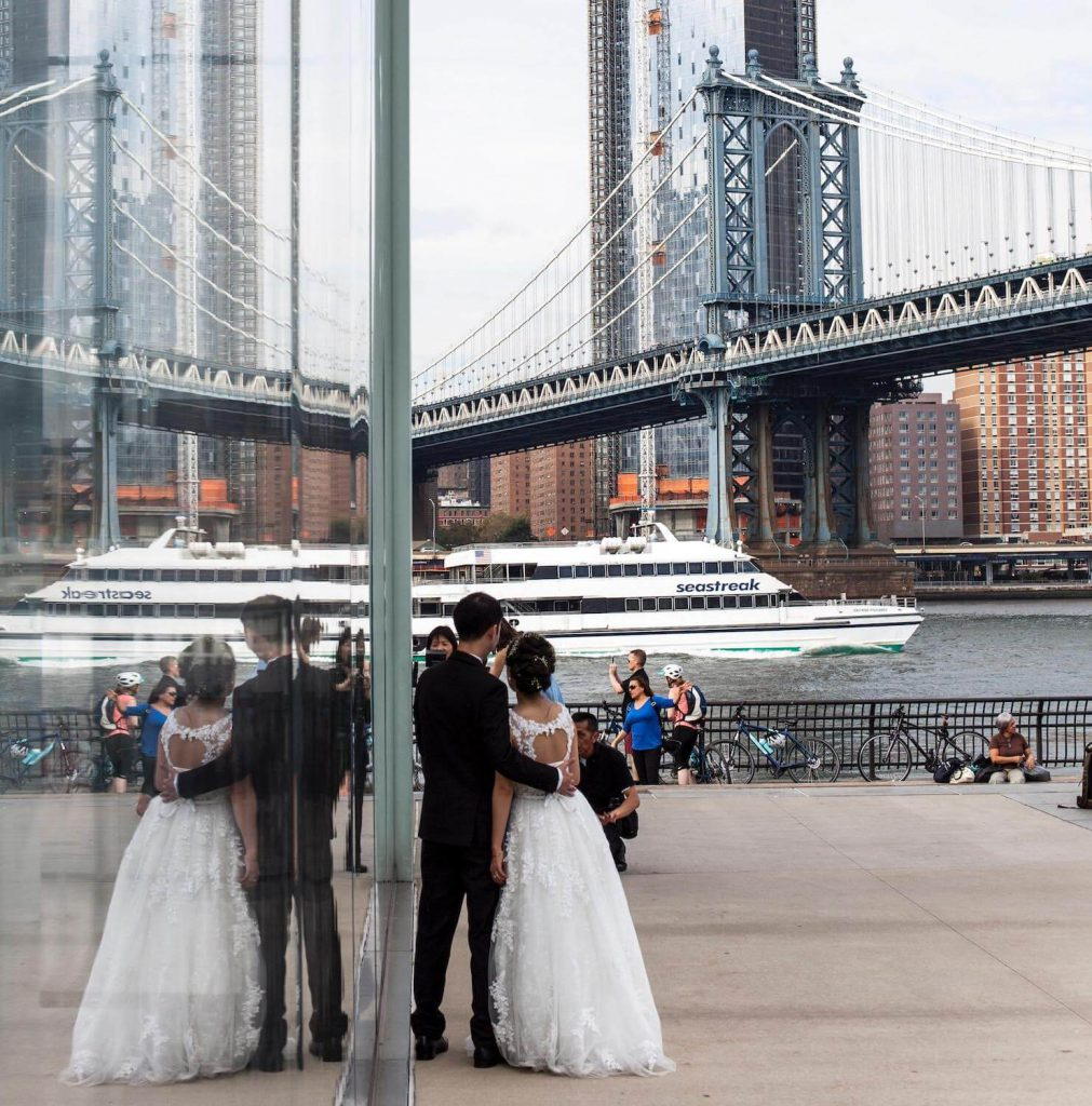 new york city new york destination wedding in the us