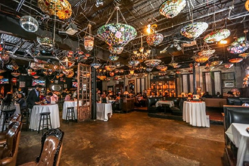 nouveau antique art bar affordable wedding venue houston