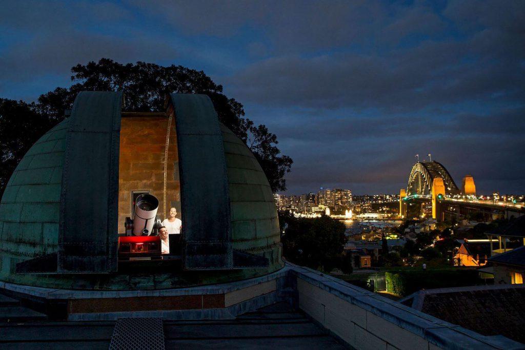 sydney observatory proposal ideas sydney