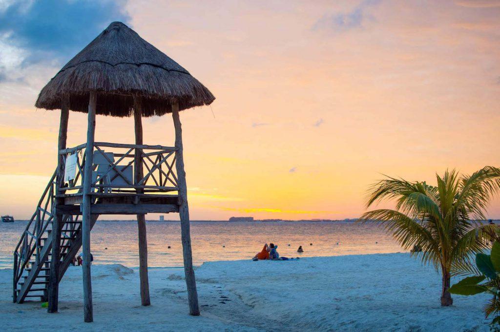 isla mujeres mexico destination wedding
