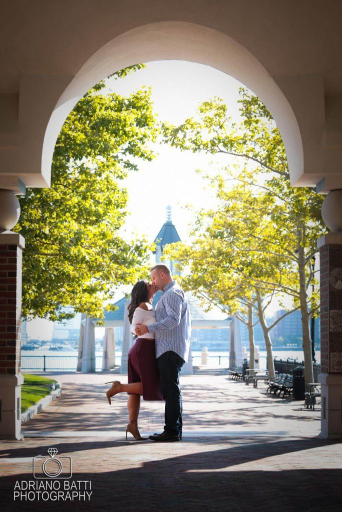 piers park sailing center engagement photos boston