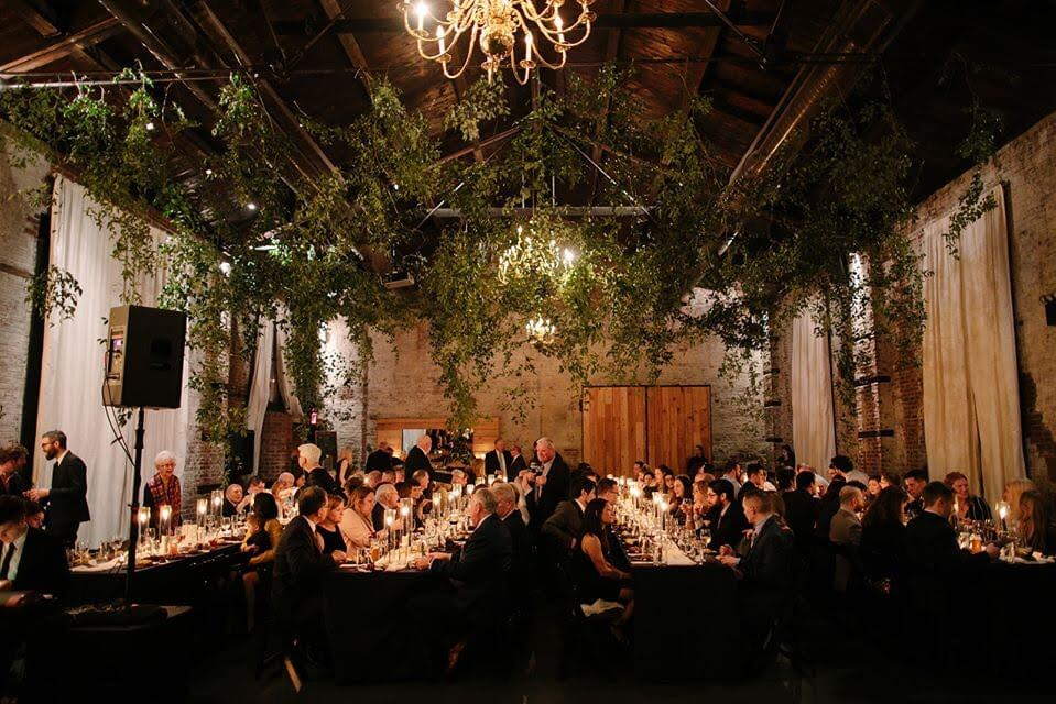 the green building unique wedding venue nyc