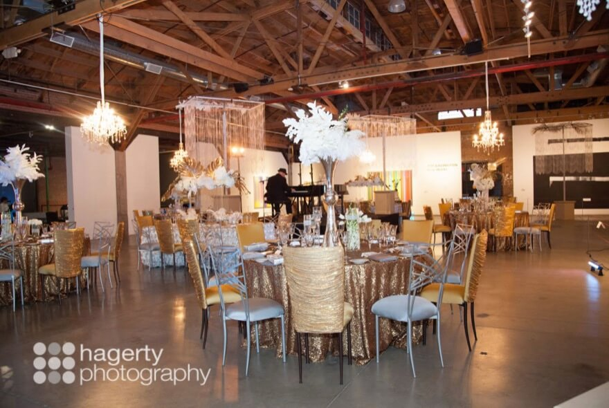 warehouse 215 @ bentley projects affordable wedding venue in phoenix