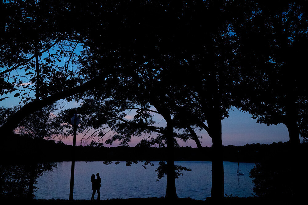 jamaica pond engagement photos boston