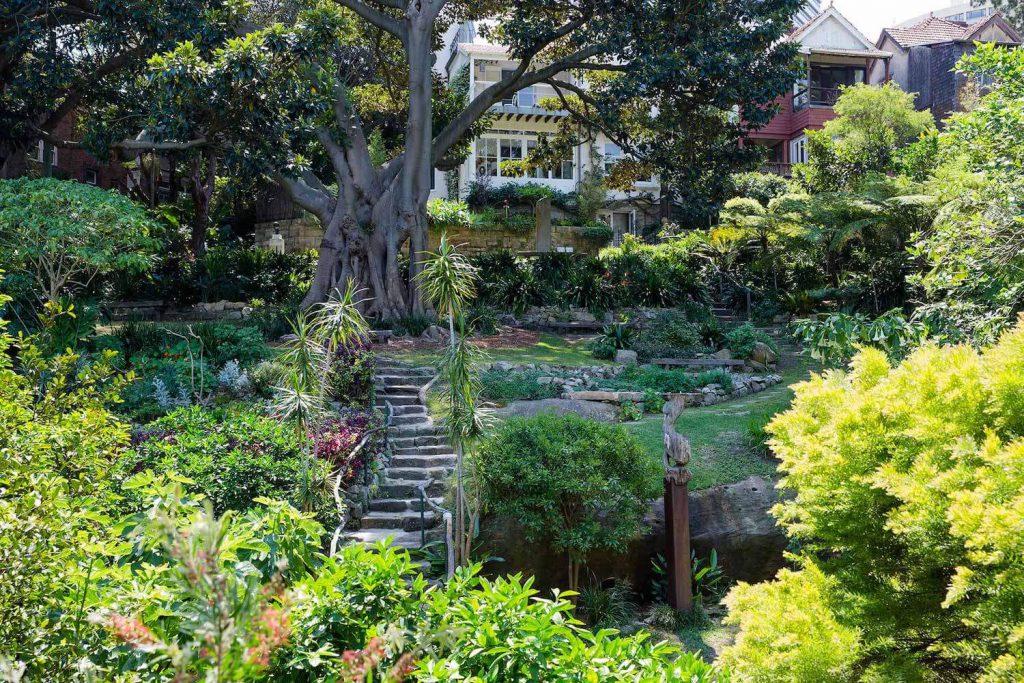wendy's secret garden proposal ideas sydney