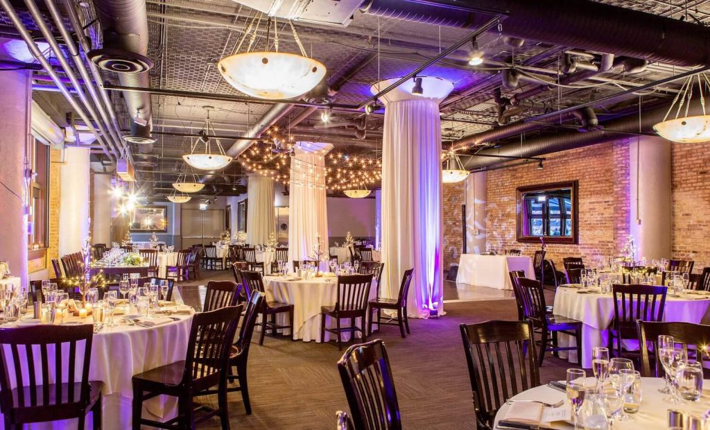 river roast private events affordable wedding venue chicago