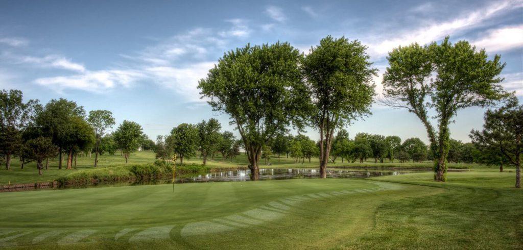 st. andrews golf club outdoor wedding venue kansas city
