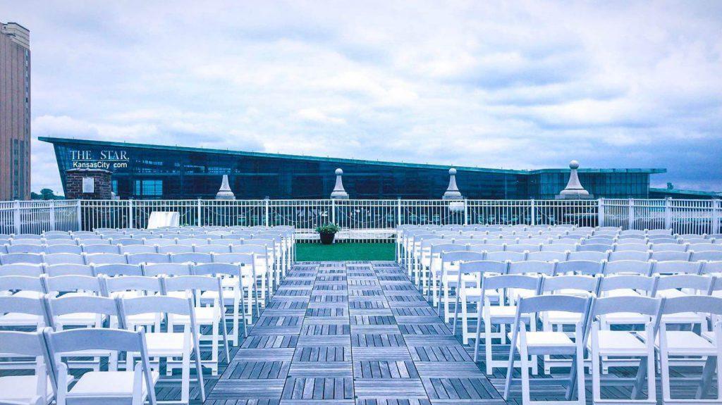 the terrace on grand outdoor wedding venue kansas city