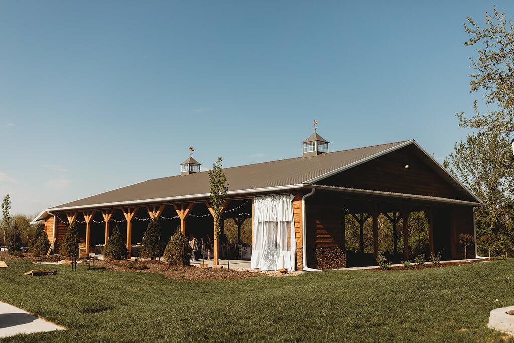 the legacy at green hills outdoor wedding venue kansas city