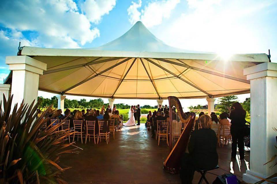 morgan creek golf club & event center outdoor wedding venue sacramento
