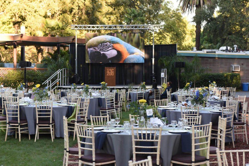 sacramento zoo outdoor wedding venue sacramento