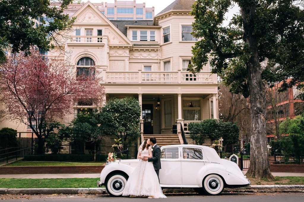 sterling hotel by wedgewood weddings outdoor wedding venue sacramento