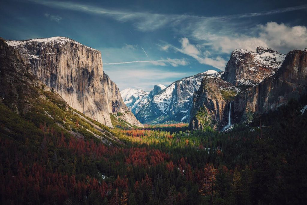 yosemite national park california national park wedding