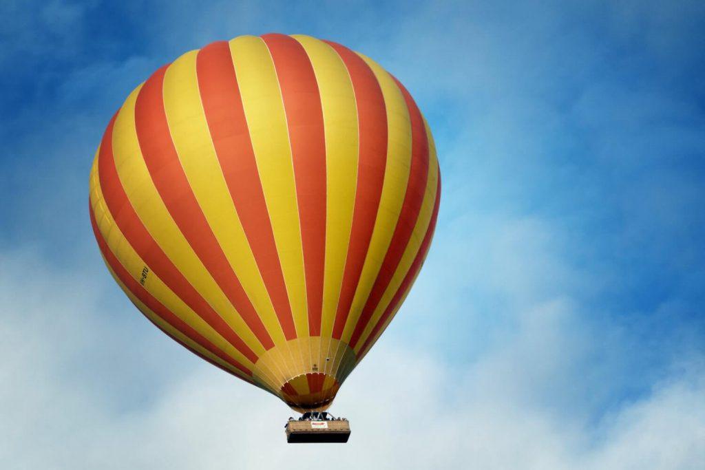liberty balloon flights proposal idea melbourne