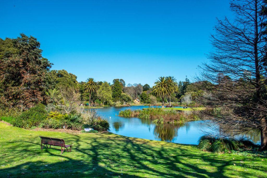 royal botanic gardens victoria proposal idea melbourne