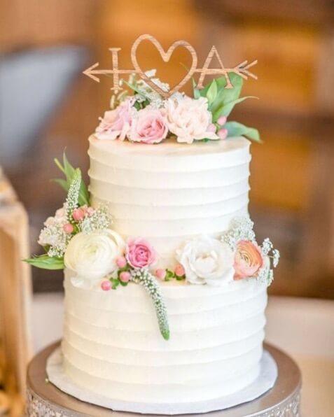 9 Unique Wedding Cake Ideas for 921 - Joy