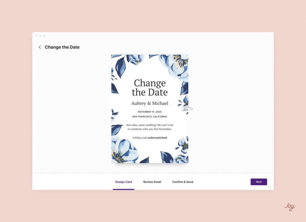 Change the date editing dashboard