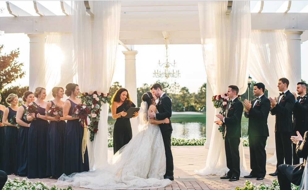 the ritz-carlton orlando grande lakes outdoor wedding venue orlando