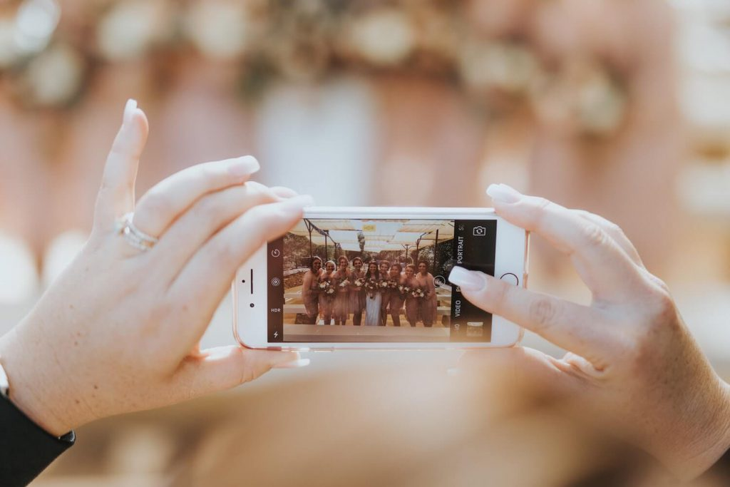 photo gallery destination wedding website