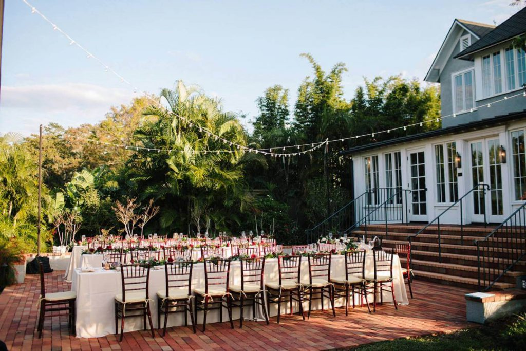 the capen house at the polasek affordable wedding venue orlando