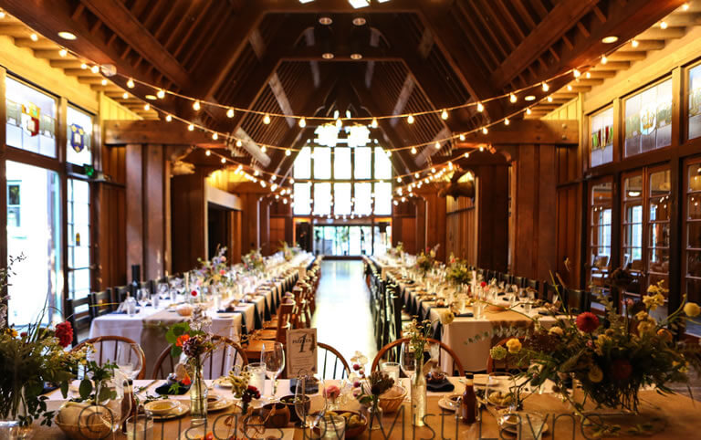 the faculty club at uc berkeley affordable wedding venue bay area