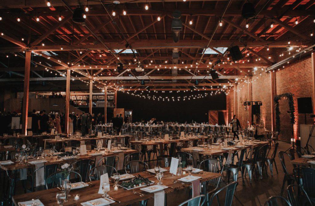 forager affordable wedding venue bay area
