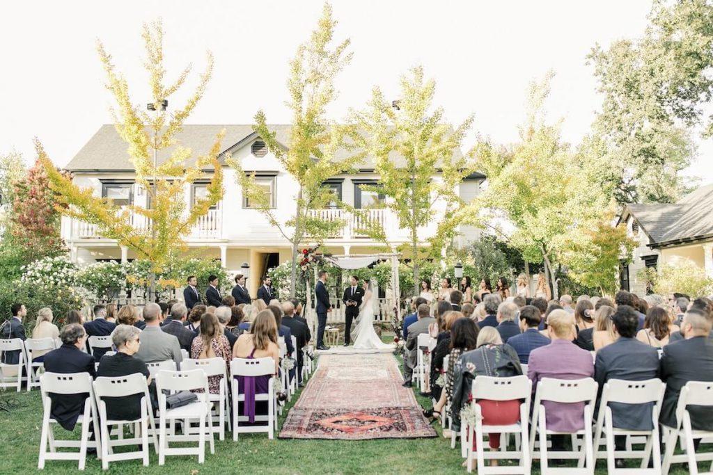 macarthur place small wedding venue bay area