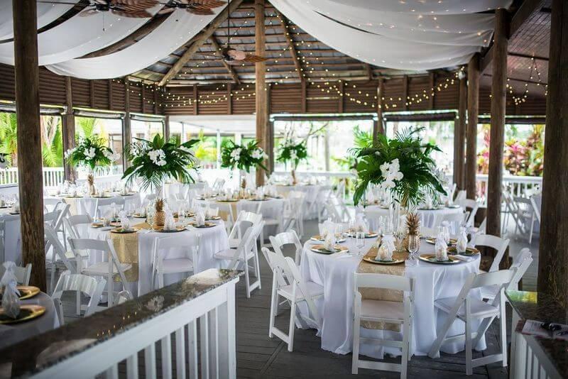 paradise cove affordable wedding venue orlando