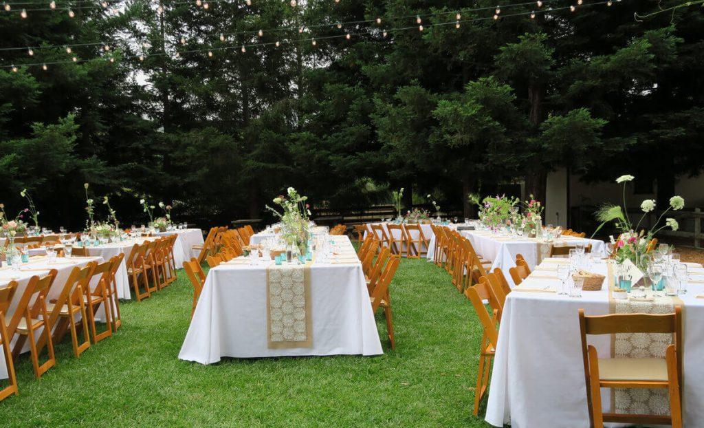 rancho nicasio affordable wedding venue bay area
