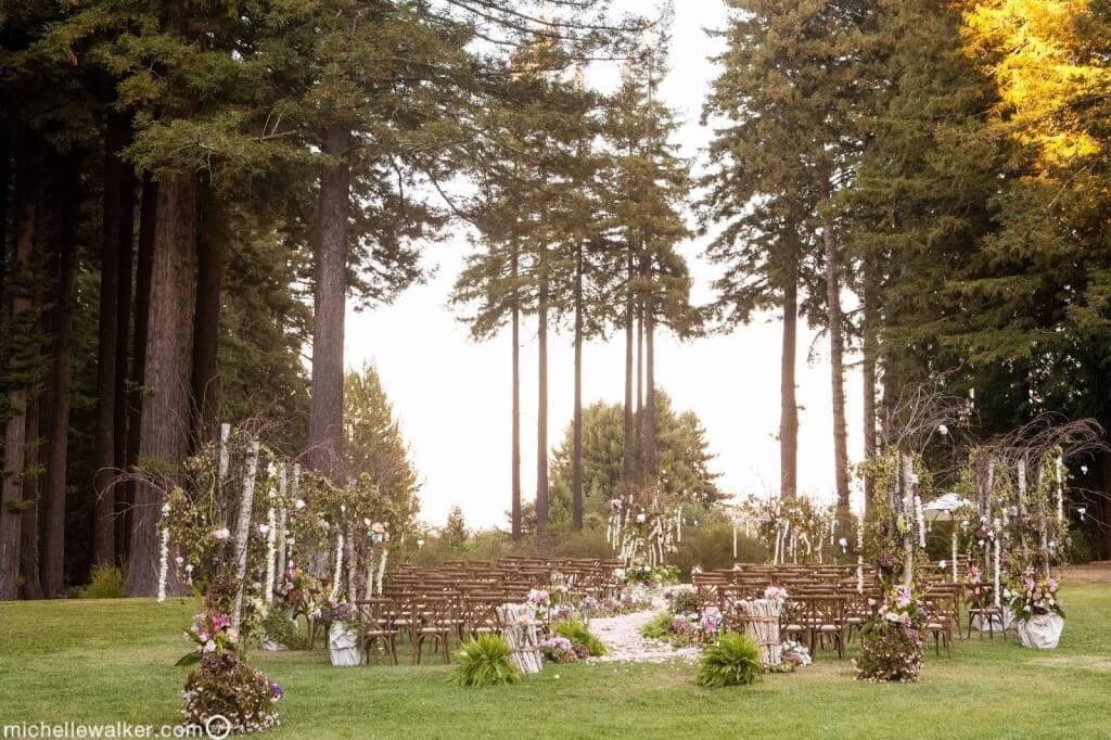 the mountain terrace small wedding venue bay area