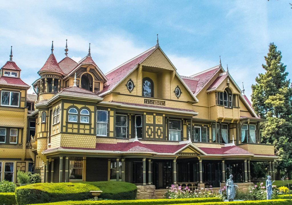 winchester mystery house small wedding venue bay area