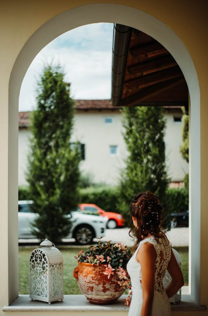 prepare the home's interior (or not) how to transform house for at-home wedding