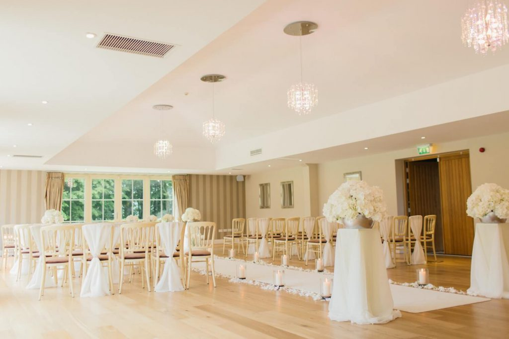 select an appropriate wedding venue ways to save money on wedding