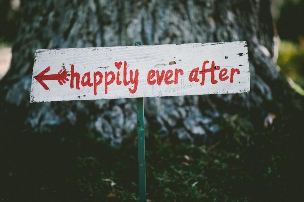 make a rain plan for your backyard wedding