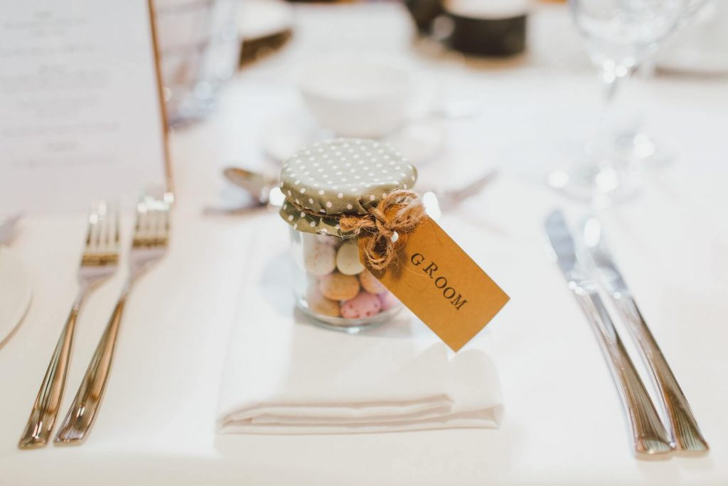 consider giving wedding favors an upgrade ways to save money on wedding