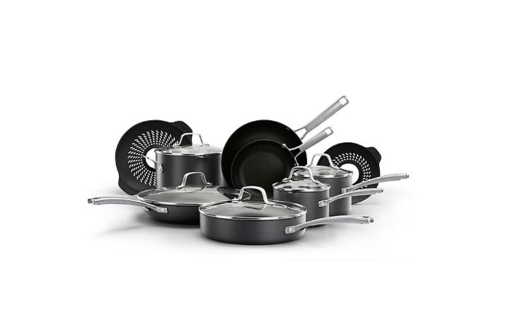 the best nonstick cookware set by Calphalon