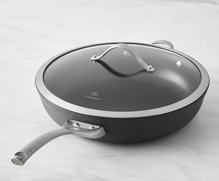 the best saute pan by Calphalon