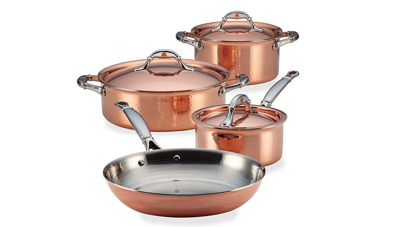 the best copper cookware set