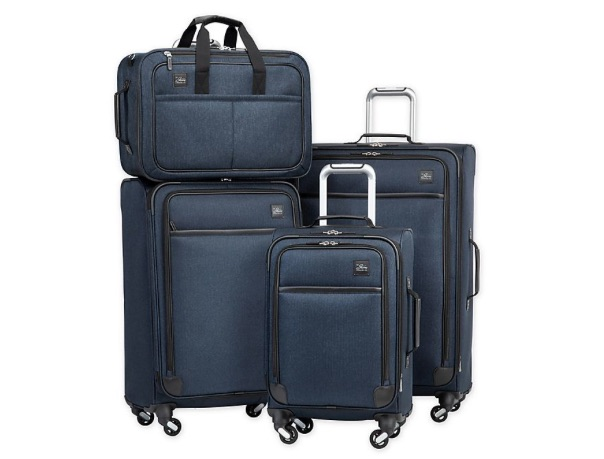 the best soft luggage set